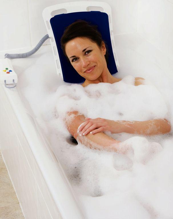 Bellavita Ultra- Compact Bath Lift.