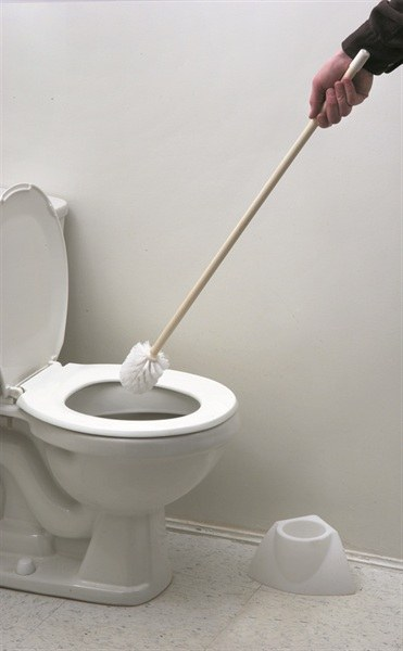 Long Handled Toilet Brush