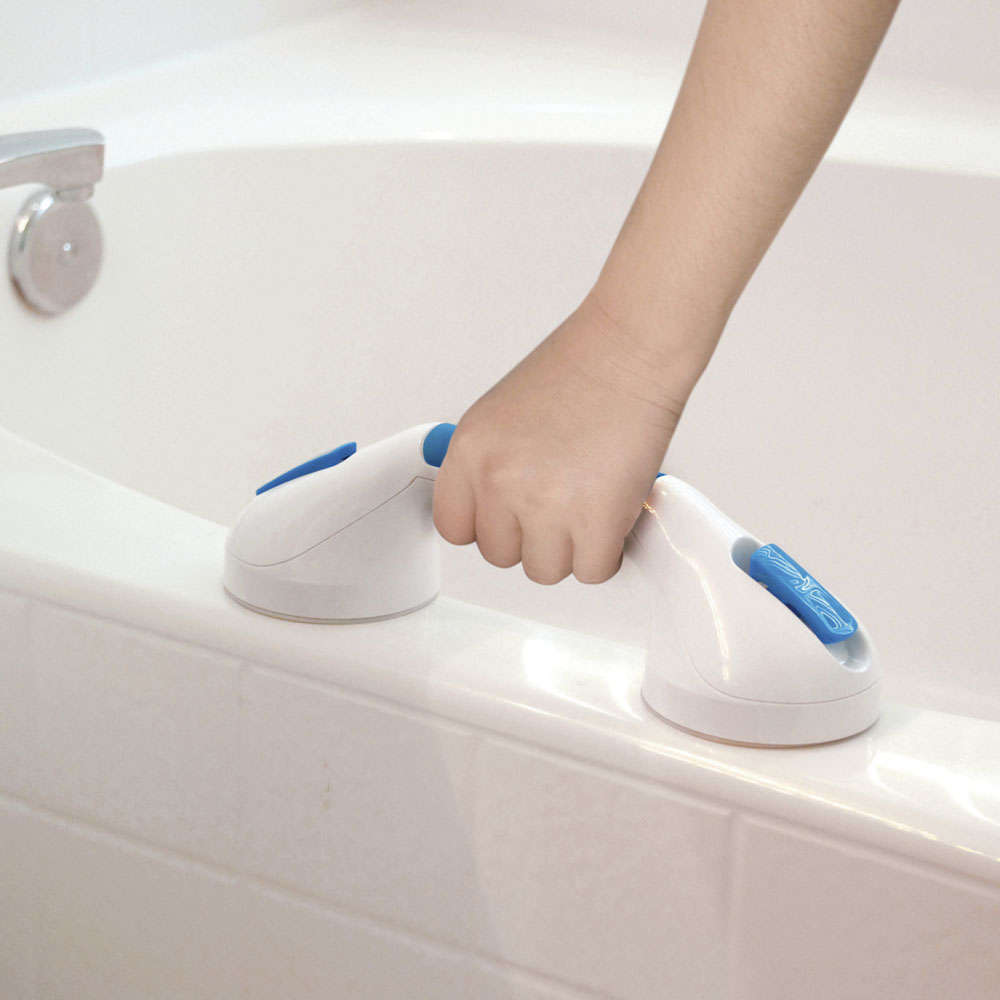 Suction Grab Bar For Indoor Use
