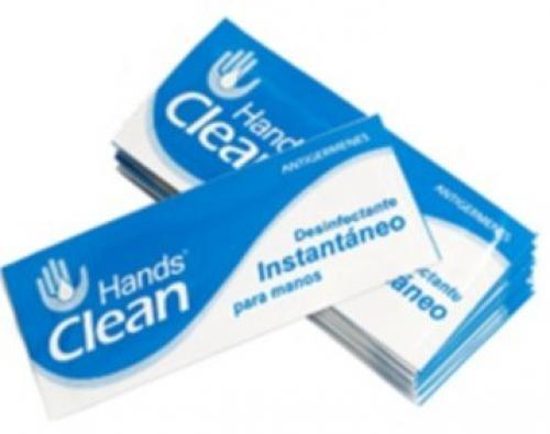 Hand Sanitiser Gel - Single Sachet
