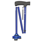 Hurrycane in Blue