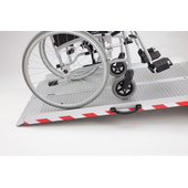 Economy Folding Wheelchair Ramp Extra Wide image 1