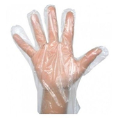 Polythene Embossed Disposable Gloves​