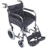 Transport WheelChair in Black