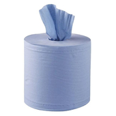 Centrefeed Blue Rolls 2-Ply 120m