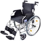 Silver Wheelchair