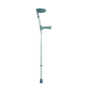 double adjustable crutches