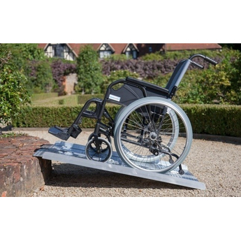Economy Folding Wheelchair Ramp