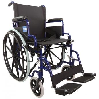 Blue Steel Wheelchair