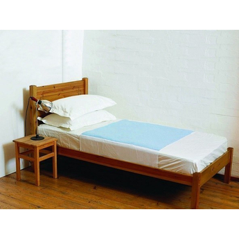 Absorbent Bed Pad With Wings