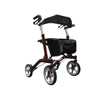 Style Rollator in Red