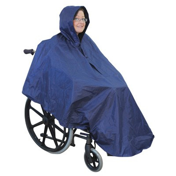 Universal Wheelchair Poncho
