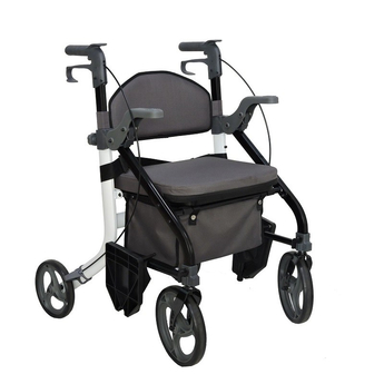 Fusion 2 in 1 Walker / Transit Wheelchair
