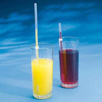 The Original Pat Saunders One-Way Drinking Straws