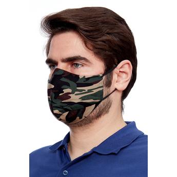 Reusable Face Masks - Camo