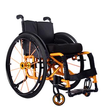 S02 Sport Deluxe Wheelchair