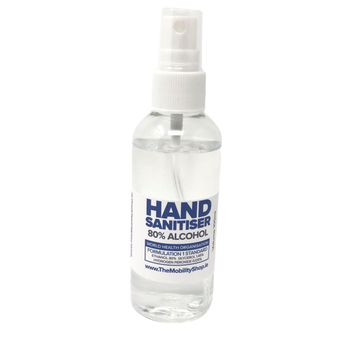 Hand Sanitiser 100ML Pump Top