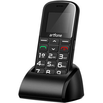 Artfone CS182 Senior Series - Big Button Mobile Phone