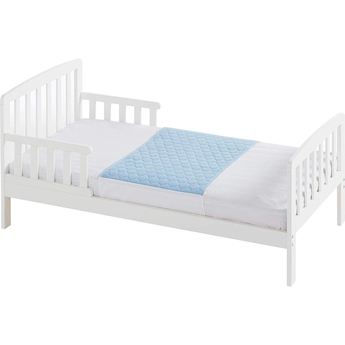 Kylie Absorbent Bed Pad With Wings