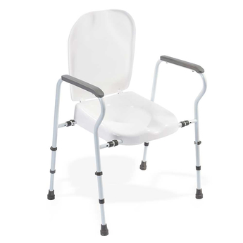 Mowbray Lite Plus Toilet Seat & Frame