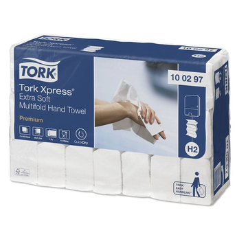 Tork Xpress Extra Soft Hand Towels - Box of 2100