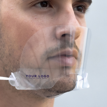 Protective Discreet Mouth & Nose Shield