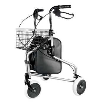 Antar Three-Wheel Aluminium Walker