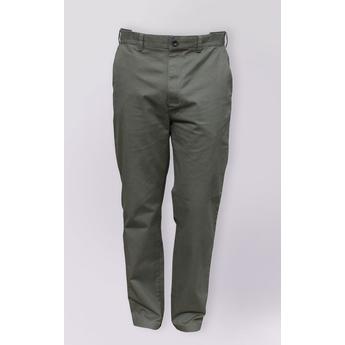 Moss Green Mens Trousers