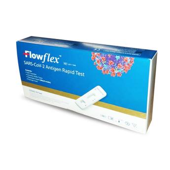 Covid-19 Antigen Rapid At Home Test