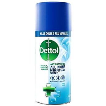 Dettol Surface Sanitiser Spray Aerosol 400ml
