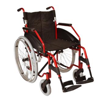 Lightweight Self Propel Aluminium Wheelchair Rental
