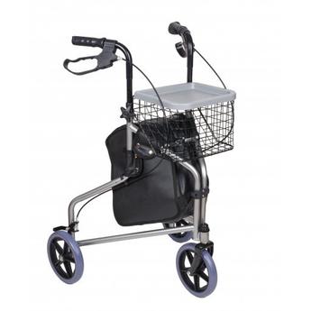Antar Steel Tricycle Walker