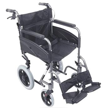 Compact Transport Aluminium Wheelchair Rental