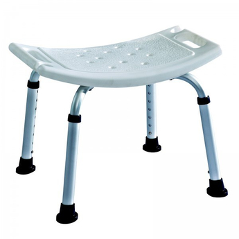 Bath Bench With Backrest