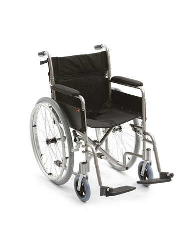 Lightweight 18'' Self Propelled Wheelchair