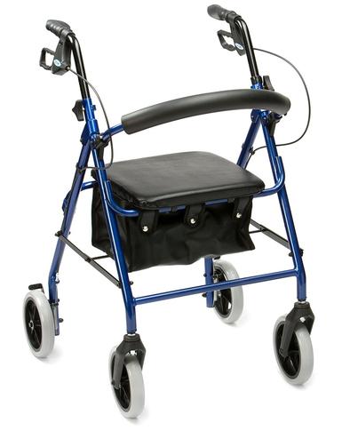 lightweight rollator