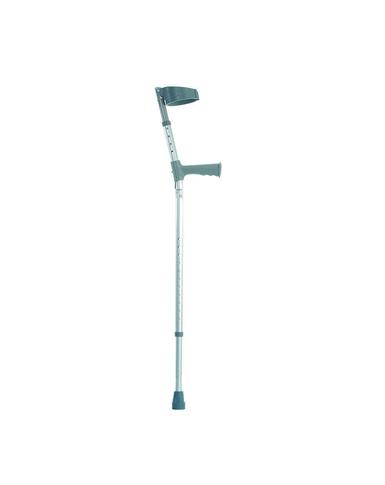 double adjustable crutches