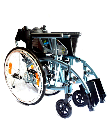 Deluxe Suspension Wheelchair Odyssey