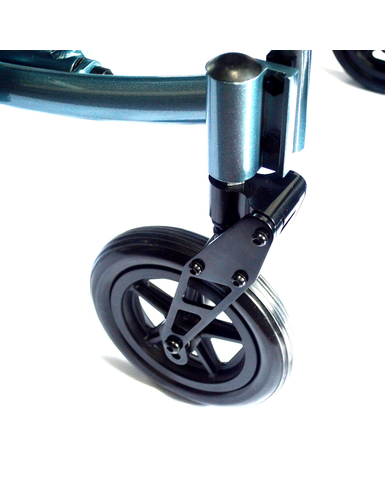 Suspension Wheelchair