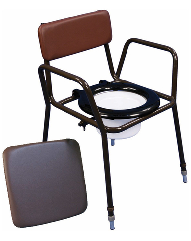 Stacking Commode
