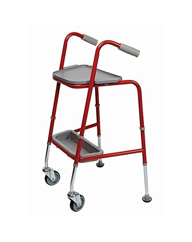 Walking Trolley Red