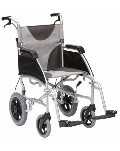 Enigma Ultra Lightweight Transit Wheelchair