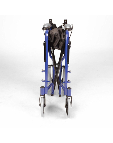 Lightweight Folding Wheelchair - Only 11kg folded view